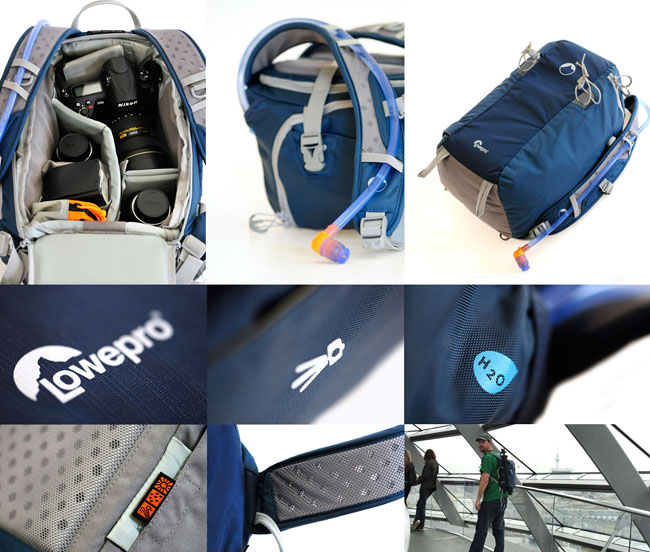 LOWEPRO FLIPSIDE SPORT 15 LITRE ALL WEATHER